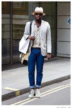 Macho Moda - Blog de Moda Masculina: Dicas: Cores e Tons de Roupas para a Pele Negra