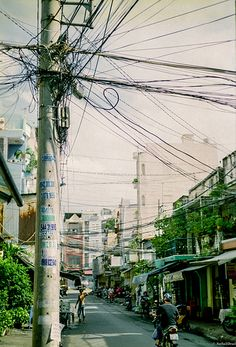 Saigon, Electricity