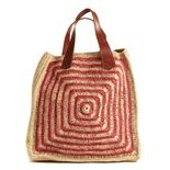 Panama striped tote from Mar Y Sol