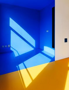 """Dutch Architectural office DUS Architects recently designed the interior of the Karel Appel House which opened its doors in May 2010. The concept of the house is inspired by the idiosyncratic works of Karel Appel, who was characterized in his paintings by his phrase: """"I start from my matter- the paint and the canvas."""""""