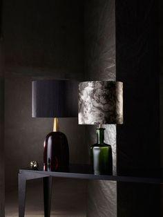 Cardinal Lamp, Apothecary Lamp, Equinox Console Table | Porta Romana