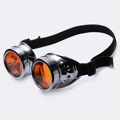 Steampunk Welding Goggles (Cosplay Goggles)