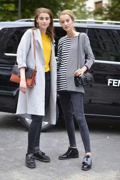 Maartje Verhoef - Haute couture week