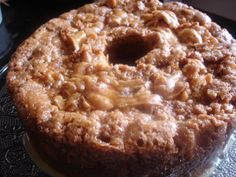 Apple Dapple Cake / making this tomorrow for sure!  Many years ago I made this recipe and it froze quite well for weeks at the time!