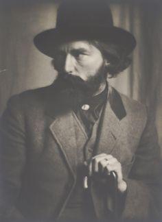 Portrait of Augustus John Date:1914