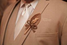 Burlap rustic wedding