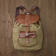 love this western style backpack...