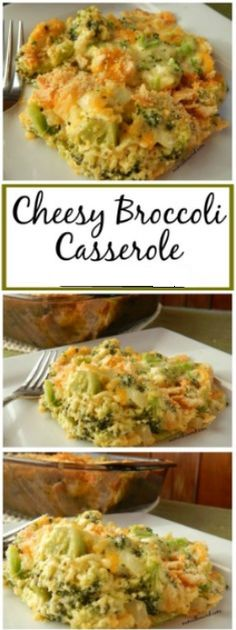 Cheesy Broccoli Casserole is the perfect side dish to any meal. Easy to prepare, tastes delicious and is a crowd pleaser! A family favorite recipe! Cheesy Broccoli Casserole Christin Hensel christinhensel rezepte Cheesy Broccoli Casserole is the pe Side Dish Recipes, Vegetable Recipes, Vegetarian Recipes, Healthy Recipes, Casseroles Healthy, Dog Recipes, Recipies, Beef Recipes, Easy Broccoli Recipes