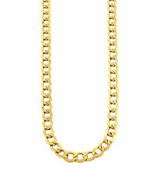 Brilliant Bijou Solid .925 Sterling Silver 5.5mm Polished Flat Figaro Chain Necklace 24 inches
