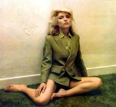 "soundsof71:  ""Debbie Harry, Blondie, 1979, by Chris Stein  """