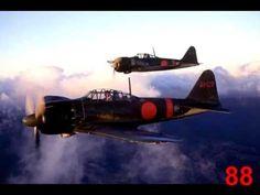 (3) Cazas de la SGM(4) Mitsubishi A6M Zero - YouTube