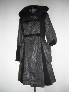 manteau ASAHAR création, pièce unique : Manteau, Blouson, veste par asahar