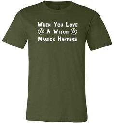 When You Love A Witch, Magick Happens