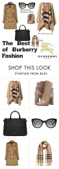 """Burberry: The best of"" by highstreethockey on Polyvore featuring Burberry"