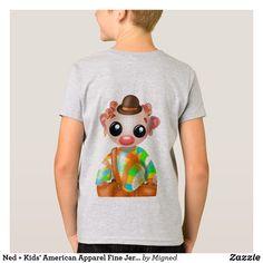 Ned + Kids' American Apparel Fine Jersey T-Shirt