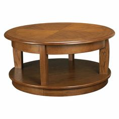 Hammary Ascend Round Lift-Top Coffee Table - T2083202-00