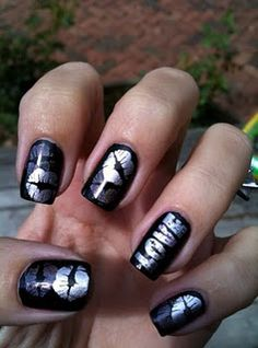 black silver love @Stacey Pavlica these made me think of you // Yummy I love it!!!