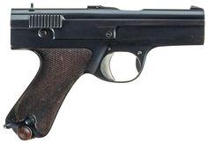 Simson & Company - Prototype 9mm-Pistol