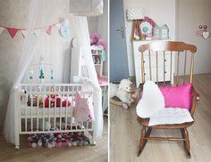 @ModeuseTimbree a accessoirisé la chambre de babygirl avec #babou : #coussin #lampe ...