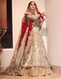Sajal ali dolled up for Pakistani Party Wear Dresses, Asian Bridal Dresses, Nikkah Dress, Shadi Dresses, Pakistani Wedding Outfits, Indian Bridal Outfits, Wedding Dresses For Girls, Pakistani Wedding Dresses, Kaftan