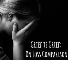 Grief is Grief: On Loss Comparison