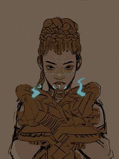 Blessing of the Panther God Marvel Dc, Marvel Fan Art, Marvel Heroes, Baby Marvel, Marvel Women, Marvel Girls, Shuri Black Panther, Black Panther Marvel, Wakanda Marvel