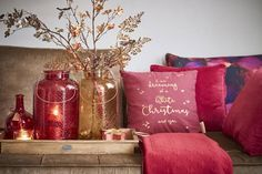 Riverdale kerst 2017 #kerstmis #christmas #xmas Christmas Express, Red Christmas, Red Velvet, Gift Wrapping, Throw Pillows, Interior, Color, Home Decor, Style