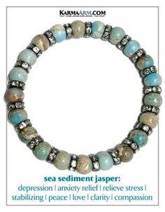 Yoga meditation wellness self-care bracelets. Trendy Jewelry, Boho Jewelry, Jewelry Gifts, Jewelry Trends 2018, Latest Jewellery Trends, Healing Heart, Chakra Healing, Bracelets For Men, Beaded Bracelets