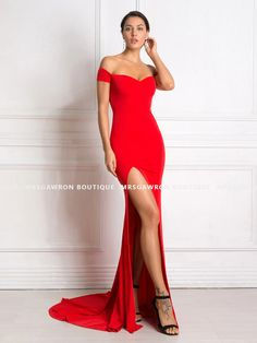 Off the Shoulder V Neck Mermaid Split Leg Red Backless Long Dress – GoFashionova Affordable Prom Dresses, Prom Dresses Online, Cheap Dresses, Dress Online, Trendy Dresses, Sequin Formal Dress, Sequin Gown, Homecoming Dresses, Party Dresses