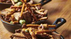 Grignotines salées et épicées | Zeste Multigrain, Sweet And Salty, French Toast, Beef, Breakfast, Dit, Food, Wine Pairings, Essen
