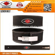 Back support Powerlifting Lever Weightlifting belt Gym Workout Belt