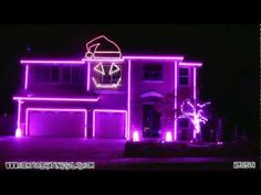 This is so awesome and hilarious at the same time. Could you imagine what your neighbors would think. Christmas Light Show 2011 - Sexy and I Know It