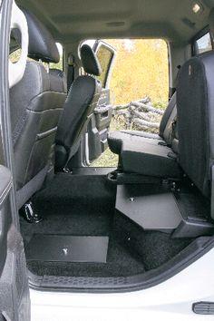 Speedmotor Driver /& Passenger Side Lockable Storage Box Case for Dodge Ram 1500 2500 3500 2002-2018 Truck Bed Toolbox Rear Left+Right