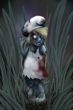 Zombie Disney, Zombie Cartoon, Cartoon Art, Creepy Disney, Zombie Pin Up, Zombie Life, Zombie Style, Arte Zombie, Zombie Art
