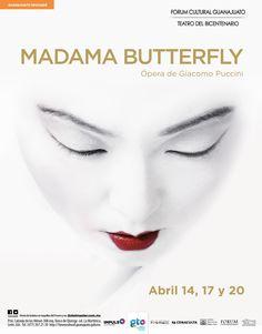 MADAMA BUTTERFLY, ópera de Giacomo Puccini / 14, 17 y 20 abril 2013. #opera (Copyright © 2013 Teatro del Bicentenario)