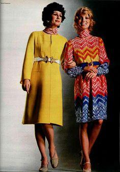 1970s, fashion, womenswear, style