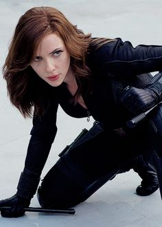 Civil War - Black Widow/Natasha Romanoff