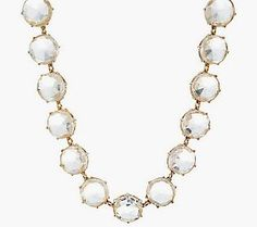 Have to have this @C. Wonder Bling Crystal Necklace