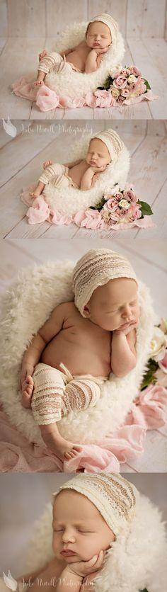Julie Newell Photography » Lakelyn Grace Draska | Chicago Newborn Photographer