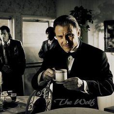 #PulpFiction (1994) - #WinstonWolfe #TheWolf