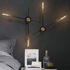 Circa duo wall light - 2 heads #ceiling-light #minimalist #wall-light
