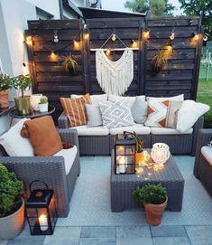 Small Backyard Design, Small Backyard Patio, Patio Design, Backyard Ideas, Backyard Landscaping, Backyard Pools, Patio Ideas, Backyard Seating, Landscaping Ideas