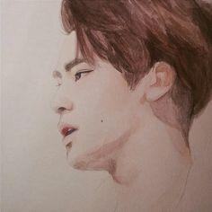 #mingyu. #seventeen. #fanart. #fan-art. #세븐틴. #민규.