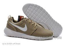 http://www.getadidas.com/nike-men-roshe-run-br-brown-white-running-shoes-lastest.html NIKE MEN ROSHE RUN BR BROWN WHITE RUNNING SHOES LASTEST Only $72.00 , Free Shipping!