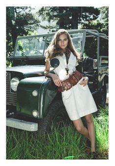 Kira Mazura    http://fashiongonerogue.com/kira-mazura-marco-trunz-fashion-rogue/