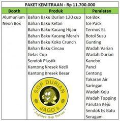 Tertarik untuk berbisnis Franchise Sop Durian Jagos, Hubungi Firdaus 085693123544-7EDEC30A Kualitas Terbaik Harga Terjangkau. Bogor, Neon, Neon Colors, Neon Tetra