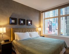This week's listings are in Lincoln Square, Times Square and Kensington, Brooklyn. Kensington Brooklyn, Lincoln Square, Luxury Real Estate, New York City, Times Square, Nyc, Bedroom, Furniture, Home Decor