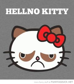 Ahhhh this is great grumpy cat takes over