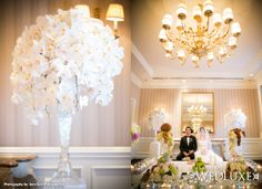 WedLuxe: #wedding captured by Jenn Best Photography