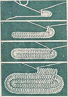"Como tejer patucos ""Conejitos"" al crochet paso a paso DIY Knitting TechniquesKnitting HatCrochet BlanketCrochet Bag Crochet Sole, Crochet Slipper Pattern, Crochet Baby Booties, Crochet Slippers, Chunky Crochet, Chunky Yarn, Free Crochet, Crochet Handbags, Crochet Purses"